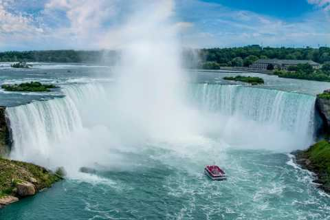 Niagara Falls, Canada: Small Group Half-Day Sightseeing Tour