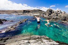 De Oranjestad: Excursão de 1 Dia de Jipe