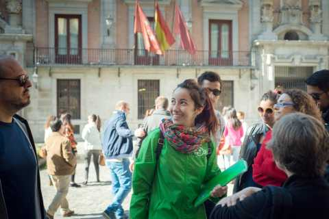Madrid Old Town Private Tour with Chocolate & Churros