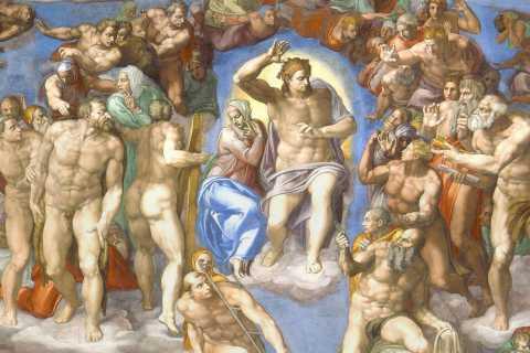 Vatican Museums, Sistine Chapel & Colosseum Tour