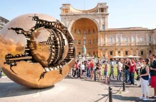 Rom an einem Tag: Tagestour Vatikanische Museen & Kolosseum