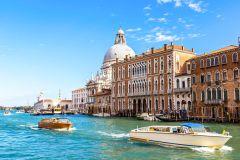 Táxi Aquático: Traslado Particular Aeroporto - Veneza