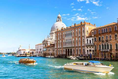Private Water Taxi between Venice Airport and Venice
