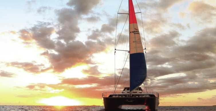 Captain Cook Cruises Sunset Illallisristeily Fiji