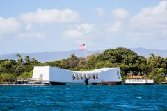 Oahu: Tour Oficial Memorial do USS Arizona c/ Guia de Áudio