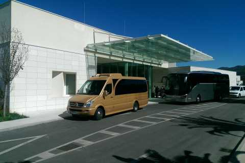 Dubrovnik Airport to Dubrovnik Shuttle Transfer