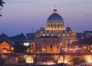 Rom: Nachttour mit Pizza und Gelato