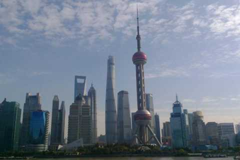 Shanghai: Full-Day Sightseeing Tour with Lunch