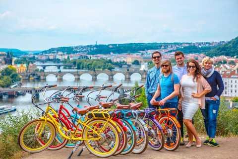 Prague: 7 Best Viewpoints of Prague E-Bike Tour