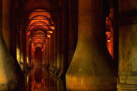 Istanbul: Basilica Cisterne, Grand Bazaar, Hagia Sophia