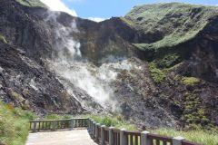 Parque Nacional de Yangmingshan e Hot-Spring Tour