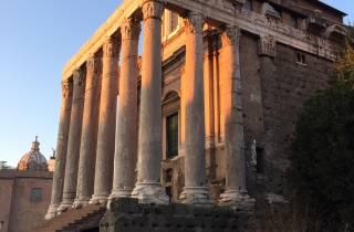 Rom Private 5-stündige Wanderung