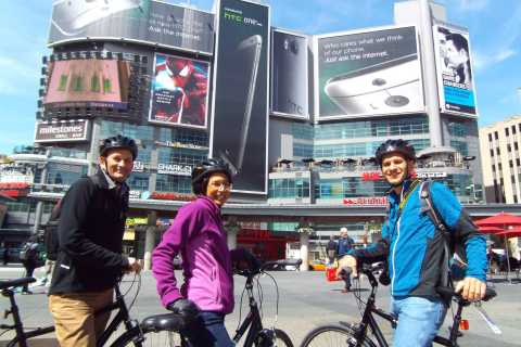 Toronto: Heart of Downtown 3.5-Hour Bike Tour