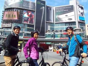 Toronto: Fahrradtour im Herzen der Innenstadt