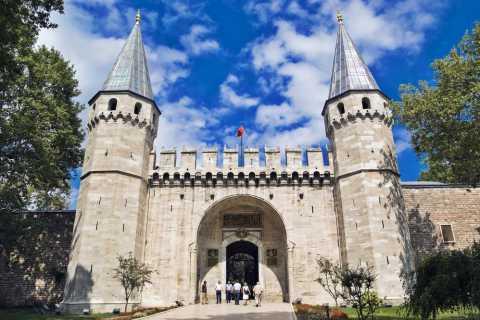 Ottomaanse pracht van Istanbul: tour van 4 uur