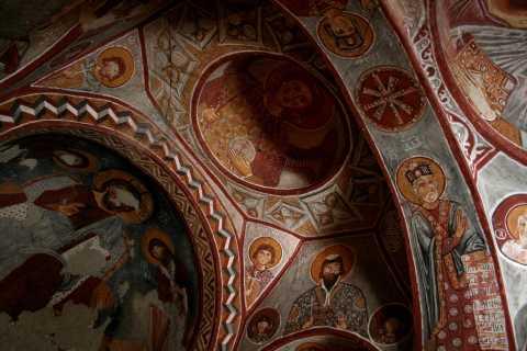 Cappadocia, Göreme Museum and Fairy Chimneys: Full-Day Tour