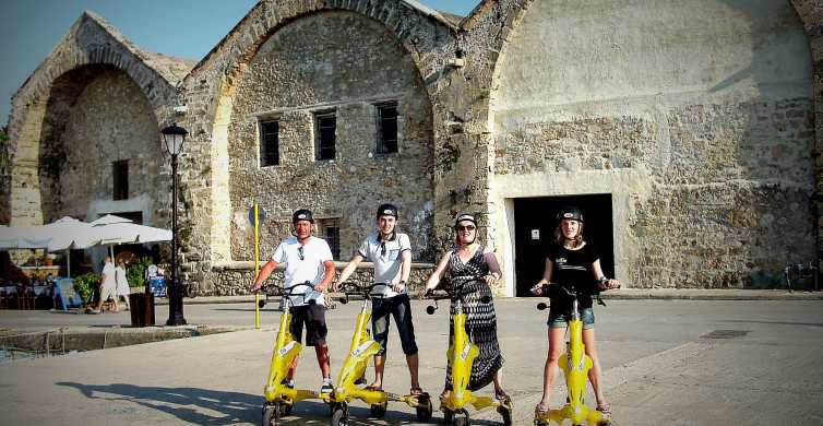 An Unexpected Journey: Chania Trikke City Tour