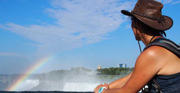 Niagara Falls Day Trip with Flights from New York