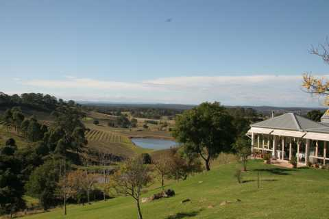 From Sydney: Hunter Valley Helicopter Flight & Gourmet Lunch