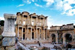 Éfeso e Pamukkale: Excursão de 2 Dias saindo de Bodrum