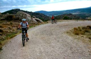 Madrid: Tagesausflug mit dem Mountainbike