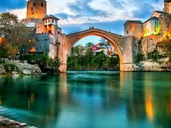 Ab Dubrovnik: Tagestour nach Bosnien und Herzegowina