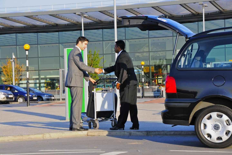 Privattransfer: Flughafen Antalya nach oder ab Alanya