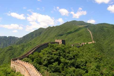 Mutianyu Great Wall Full-Day Group Tour