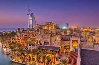 Dubai: Private Halbtagestour mit Burj-Khalifa-Ticket