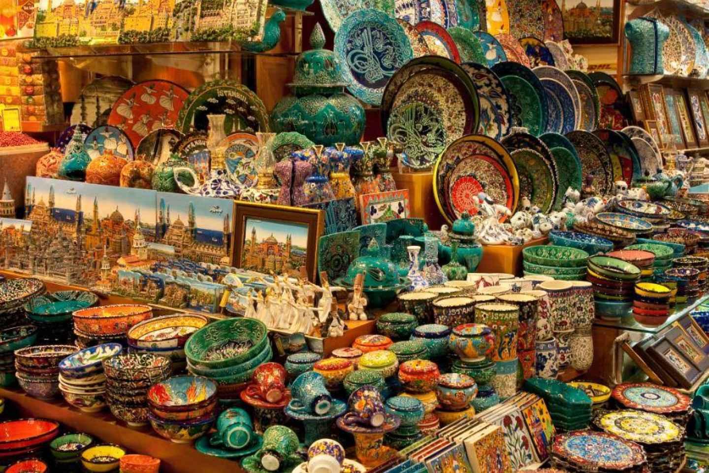 Istanbul: 4-Stunden-türkischen Shopping Experience
