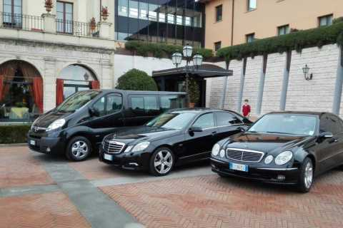 Rome Fiumicino Airport Private Departure Transfer