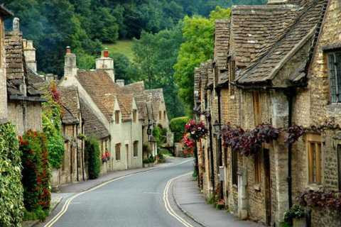 De Londres em 1 dia: Oxford, Stratford e Cotswolds