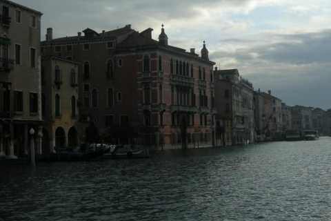 Venice: Grand Canal Cruise by Motor Launch