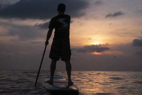 From Phuket: Stand Up Paddleboard Lesson