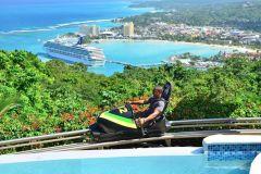 Ocho Rios: Aventura de Trenó Jamaicano