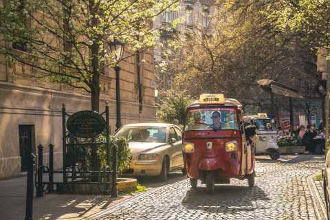 Budapest: 2-Hour Private TukTuk Tour