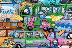 Colônia: Street Art Bike Tour