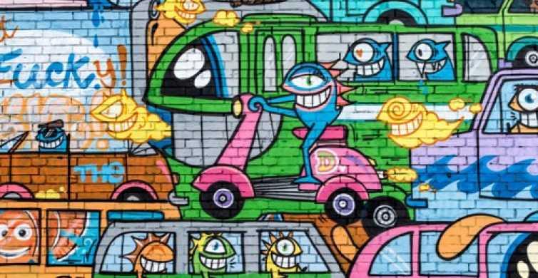 Colonia: Street Art Bike Tour