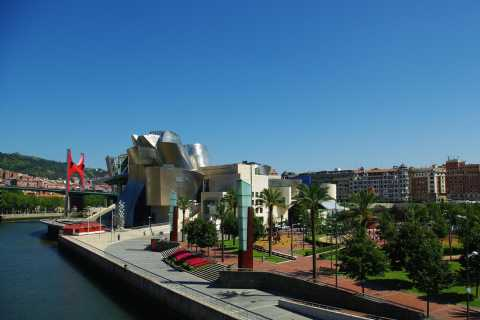 Bilbao 3-Day Package: Guggenheim, Hotel Stay and Bike Tour