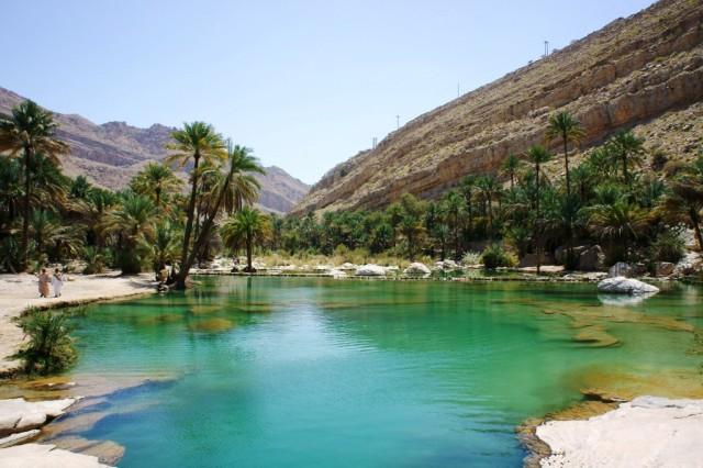 Muscat: Wahiba Sands & Wadi Bani Khalid privétour