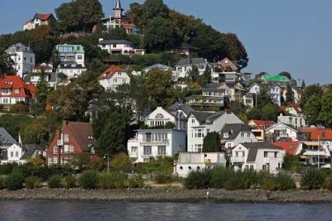 Hamburg: Tour of Blankenese on the Banks of the Elbe