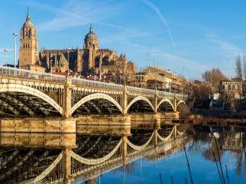 Ab Madrid: Tour nach Ávila und Salamanca