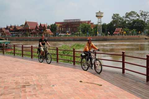 Ayutthaya City and Historical Park Bike Tour