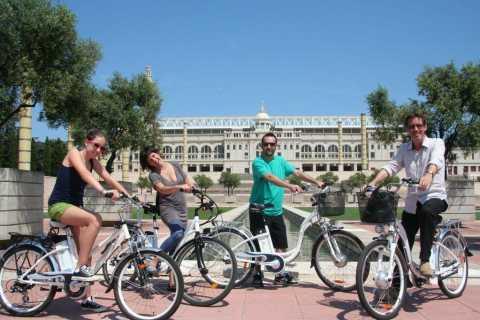 Barcelona: Personalized Private E-Bike Tour