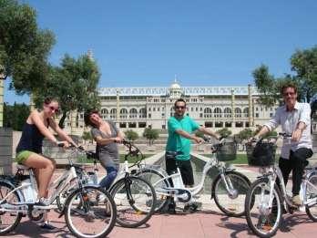 Barcelona: Personalisierte privaten E-Bike Tour