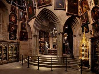 Tagestour ab London: Studiotour Harry Potter und Oxford