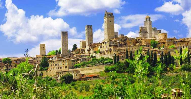 Dagtour naar San Gimignano, Siena & Chianti vanuit Pisa