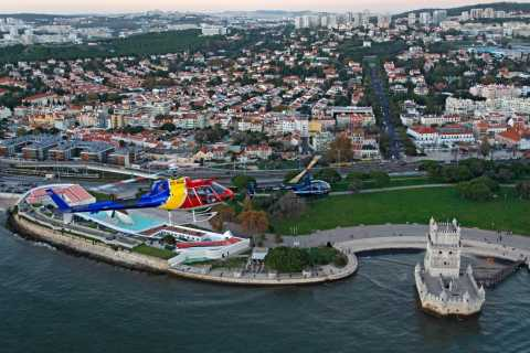 Historic Lisbon 25-Minute Helicopter Flight