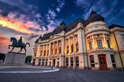 Bucarest y Medio Ambiente: Medio día de visita