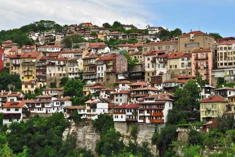 Día privada de viaje a Bulgaria medieval de Bucarest